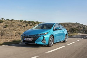 Toyota Prius Rechargeable 2017