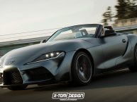 Une Toyota Supra Roadster ? Pas impossible...