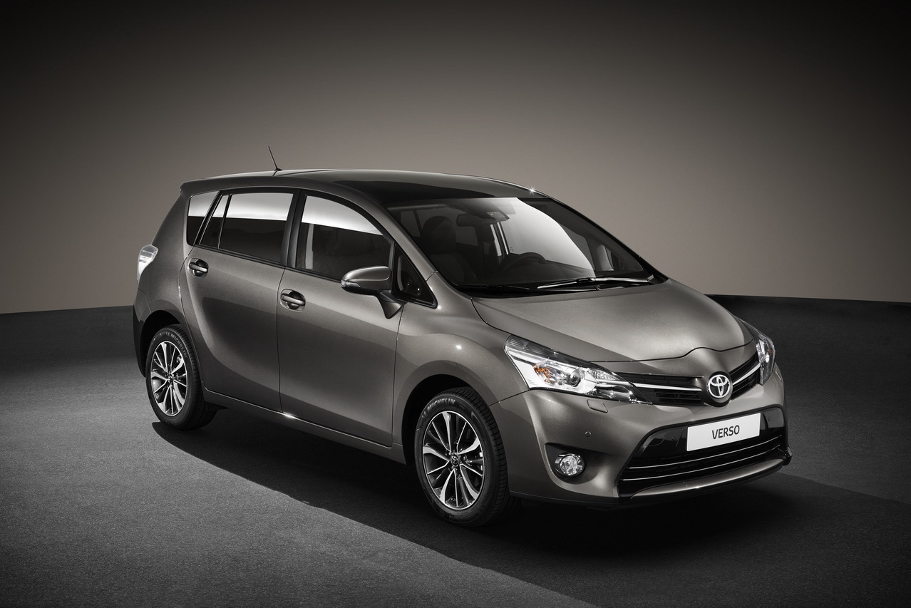 Toyota verso hybride occasion