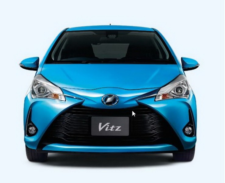 nouvelle toyota yaris 2017 les photos et infos en direct du japon photo 4 l 39 argus. Black Bedroom Furniture Sets. Home Design Ideas