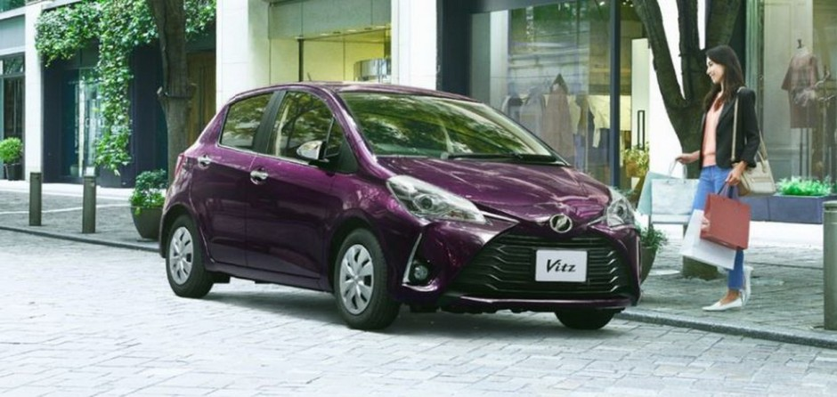 nouvelle toyota yaris 2017 les photos et infos en direct du japon photo 10 l 39 argus. Black Bedroom Furniture Sets. Home Design Ideas