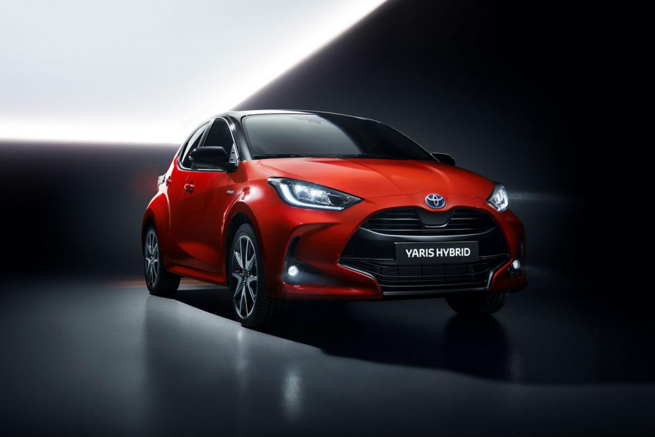 Prix nouvelle Toyota Yaris hybride (2020): à partir de 20 950 ¬
