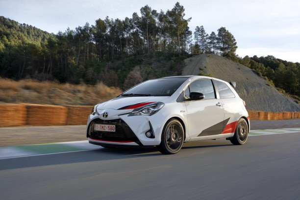 essai toyota yaris grmn 2018 notre avis sur la gti japonaise l 39 argus. Black Bedroom Furniture Sets. Home Design Ideas