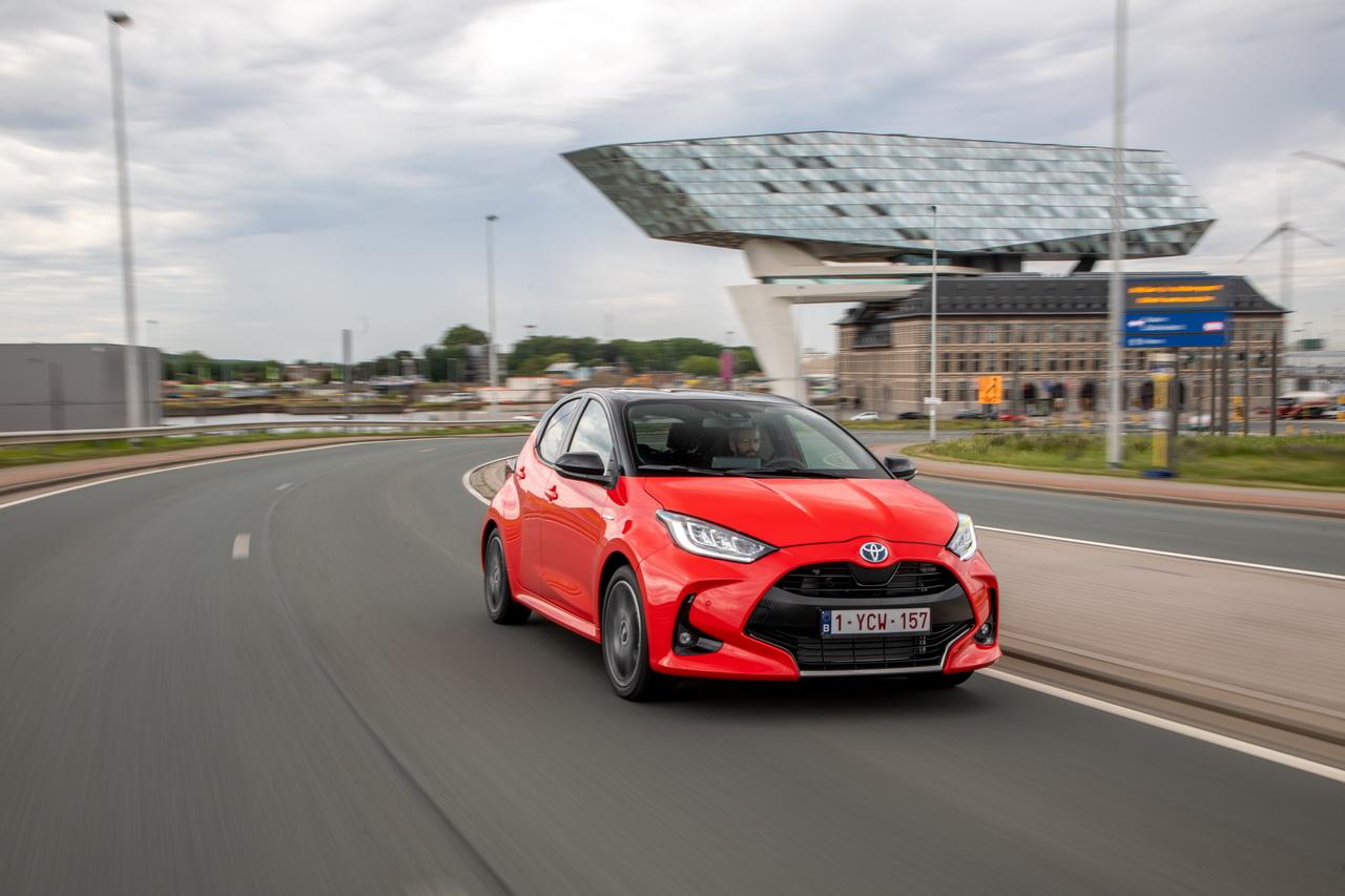 Essai Toyota Yaris hybride (2020) : que vaut la nouvelle hybride ?