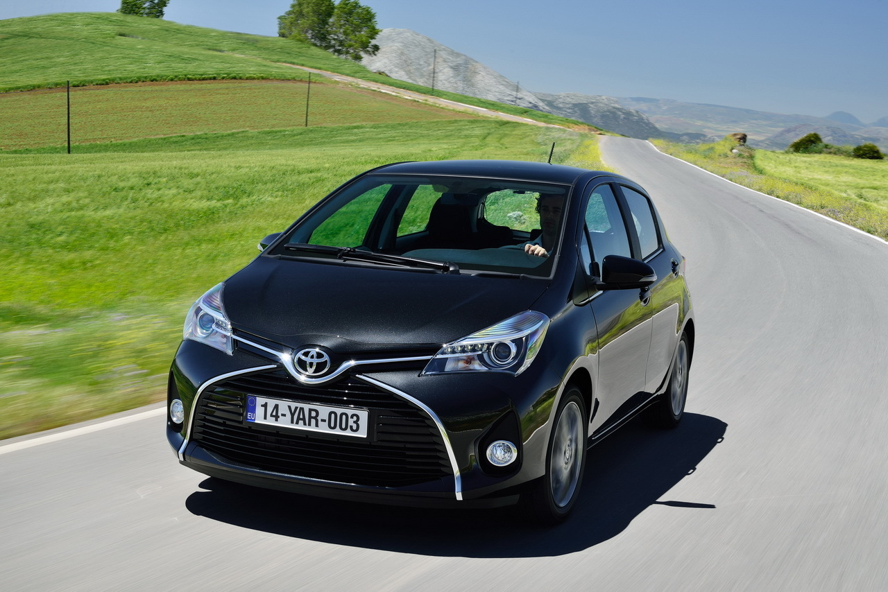 toyota aygo yaris et auris l 39 option safety sense offerte photo 3 l 39 argus. Black Bedroom Furniture Sets. Home Design Ideas