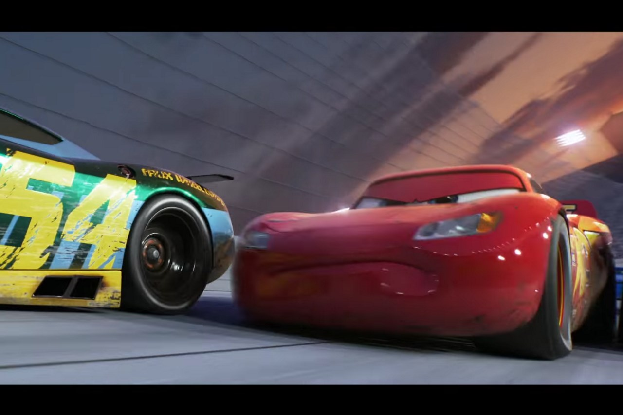 vid o cars 3 le premier trailer long format est sorti photo 1 l 39 argus. Black Bedroom Furniture Sets. Home Design Ideas