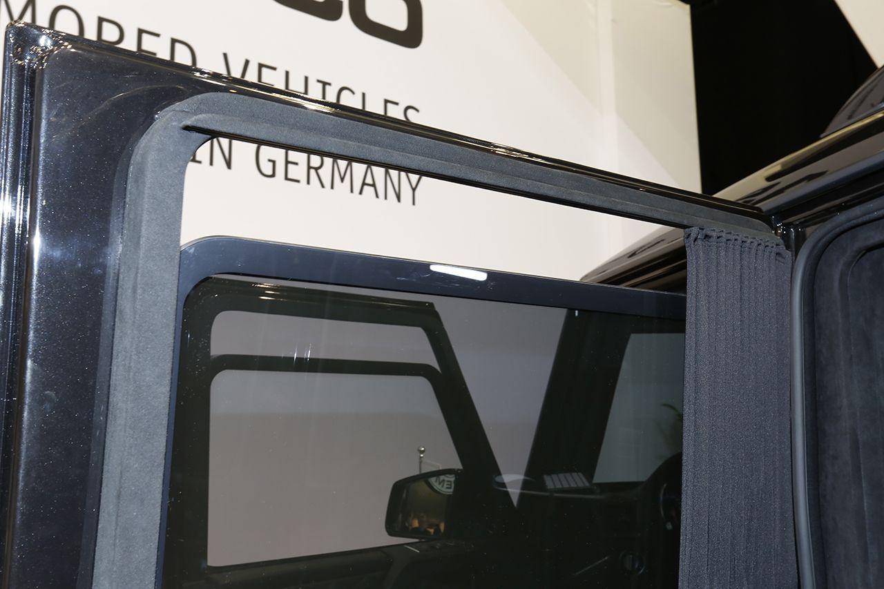 francfort 2015 l 39 auto la plus ch re c 39 est une mercedes blind e photo 3 l 39 argus. Black Bedroom Furniture Sets. Home Design Ideas