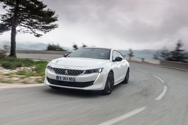 Meilleure Voiture Familiale >> La Peugeot 508 Sacree Voiture Argus 2019