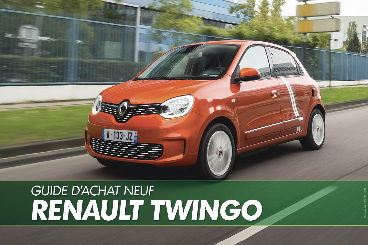 guide d 39 achat essais quelle renault twingo choisir l 39 argus. Black Bedroom Furniture Sets. Home Design Ideas