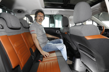 citro n c3 aircross d couvrez le rival du renault captur en live l 39 argus. Black Bedroom Furniture Sets. Home Design Ideas