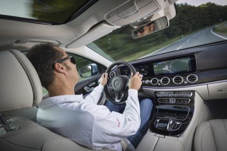 Essai Mercedes Classe E Break 2016 Un Gros Bagage