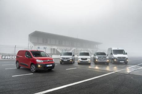 La 26e édition de l'Utilitaire de l'année L'argus s'est déroulée sur l'autodrome de Linas-Montlhéry.