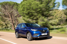 Renault Kadjar MY 2019 1.3 TCE: Wheels left AR