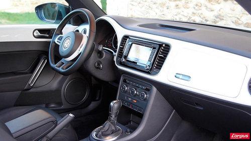 coccinelle volkswagen interieur