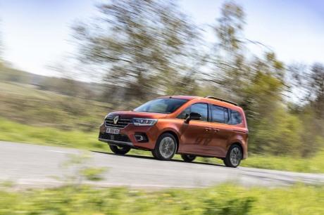 Test Renault Kangoo