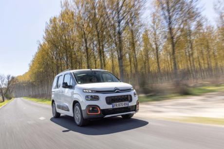 Dynamique Citroën Berlingo 2021