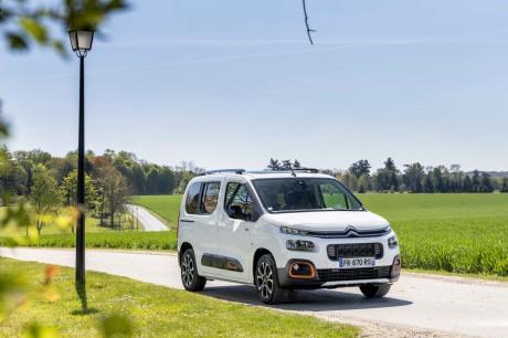 Citroën Berlingo test