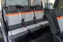 Sièges arrière Citroën Berlingo 2021