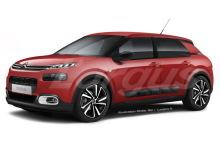 Citroën C4 Cactus restylé 2017 nouvelle Citroën c4