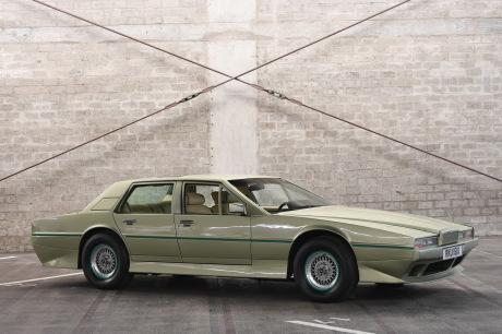Aston Martin Tickford Lagonda (1983)