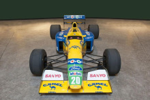 benetton ford F1