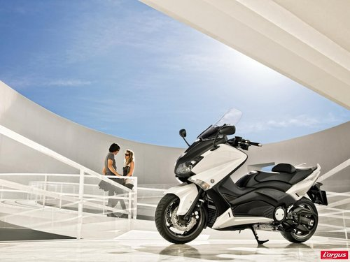 yamaha 530 t max pour que le r gne dure l 39 argus. Black Bedroom Furniture Sets. Home Design Ideas