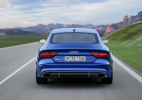 audi rs7 sportback performance 605 ch sous le capot l 39 argus. Black Bedroom Furniture Sets. Home Design Ideas