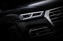 audi q5 2 photos et vid o du nouveau q5 avant le mondial 2016 l 39 argus. Black Bedroom Furniture Sets. Home Design Ideas