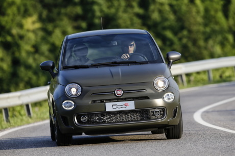 fiat 500 s 2016 nouvelle version au look plus sportif l 39 argus. Black Bedroom Furniture Sets. Home Design Ideas