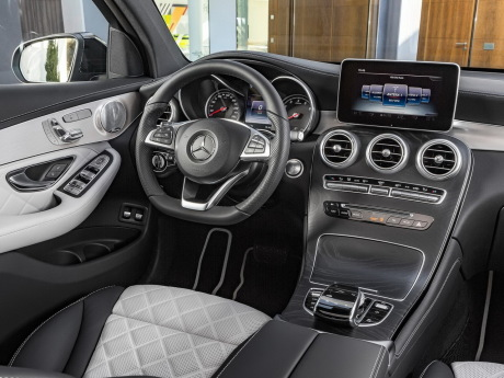 prix mercedes glc coup des tarifs partir de 53 000 euros l 39 argus. Black Bedroom Furniture Sets. Home Design Ideas
