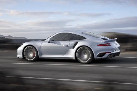 porsche 911 turbo et 911 turbo s 2016 toujours plus de puissance l 39 argus. Black Bedroom Furniture Sets. Home Design Ideas