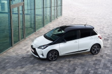essai toyota yaris 2017 notre avis sur la nouvelle yaris 1 5 vvt i l 39 argus. Black Bedroom Furniture Sets. Home Design Ideas