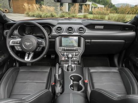 Ford booste sa Mustang à Francfort
