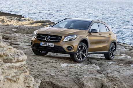 Mercedes Gla 2019 Toutes Les Infos Sur Le Nouveau Gla 2 Exclusif