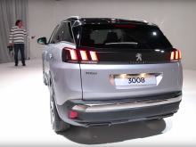 peugeot 3008 2 2016 notre avis sur le nouveau 3008 en vid o l 39 argus. Black Bedroom Furniture Sets. Home Design Ideas
