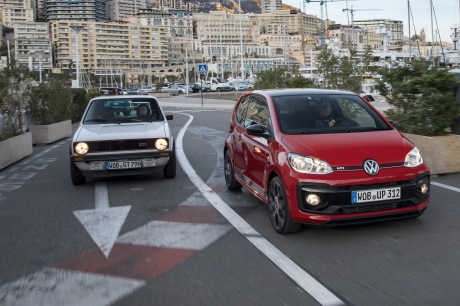 prix quipements et options de la volkswagen up gti l 39 argus. Black Bedroom Furniture Sets. Home Design Ideas