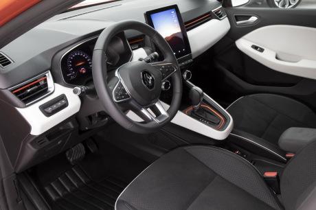 Renault captur 2019 infos photos tout sur le nouveau captur 2 l 39 argus - Interieur renault captur ...