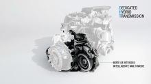 renault kadjar 2022 e-tech gearbox