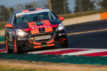 208 Racing Cup New Team Competition action avant