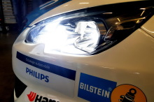 308 Racing Cup Team Altran 24H Nurburgring 2018 feux Philips retrofit