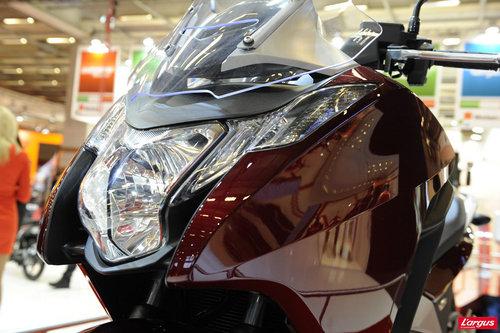 salon de la moto 2011 honda integra l 39 argus. Black Bedroom Furniture Sets. Home Design Ideas