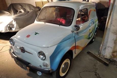 Fiat 500 Furgoncino