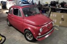 Fiat 500 Mazzieri