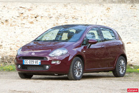 Fiat grande punto laquelle choisir - Fiat punto 5 portes occasion ...