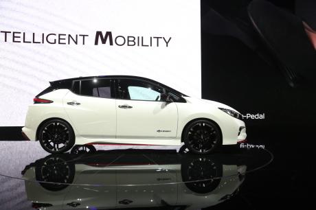 Nissan IMx: électrique et 100% autonome