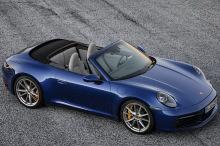 Porsche 911 Convertible 992