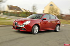 L'Alfa Giulietta TCT face � la Ford Focus Powershift
