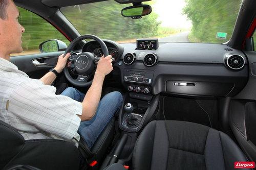 Essai Audi A1 Tfsi 185 Ch S Tronic Ambition 2011 L Argus