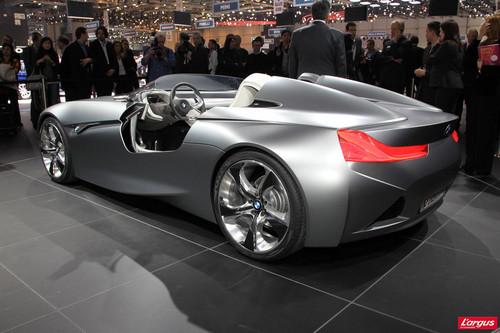 bmw vision les plus belles voitures de prestige. Black Bedroom Furniture Sets. Home Design Ideas