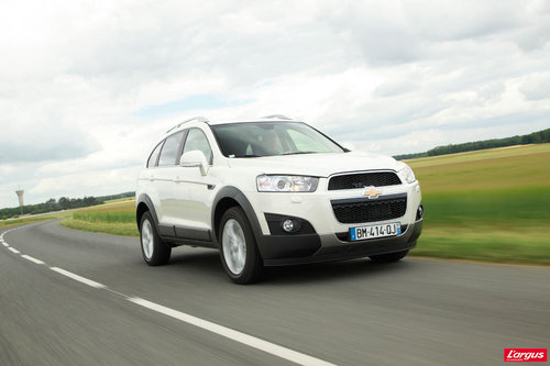 Chevrolet Captiva �volution n�cessaire